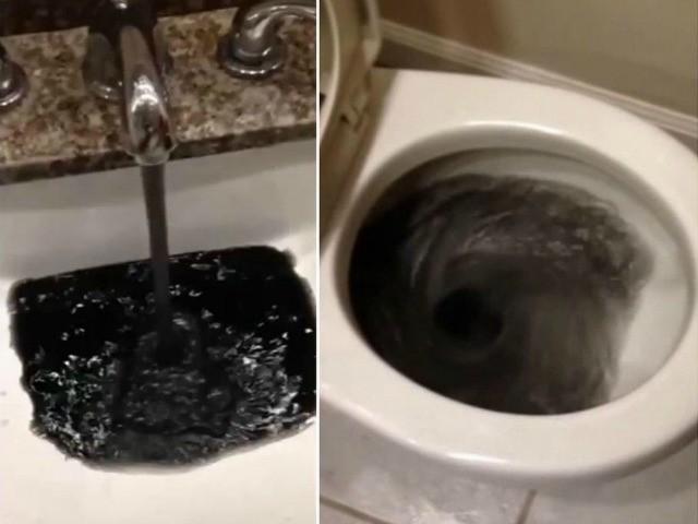 Black Dirty Water In Your Neighborhood Gryphon Gazette
