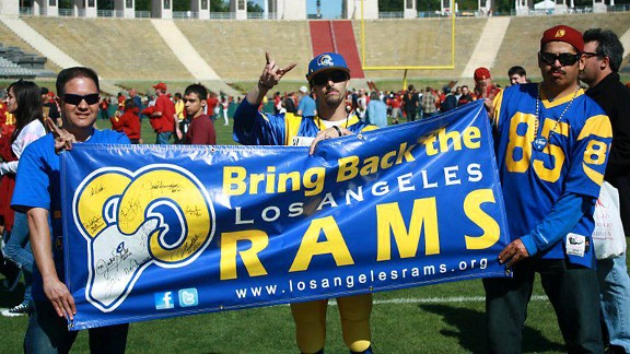 Bring Back the Los Angeles Rams