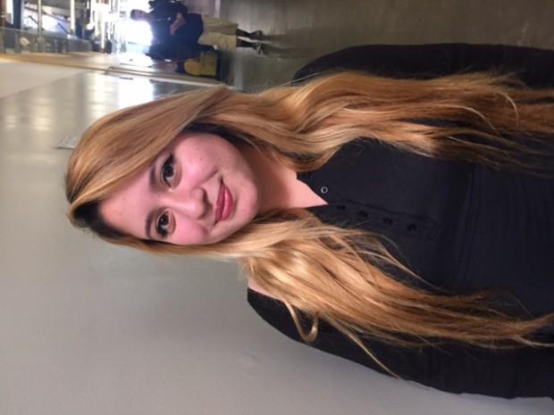 Candie Cortez, student at APB.