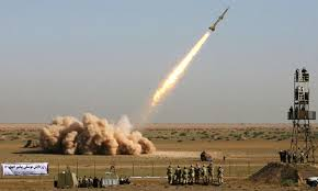 Iran experimenting their nuclear weapons.