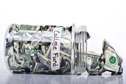 College fund savings
