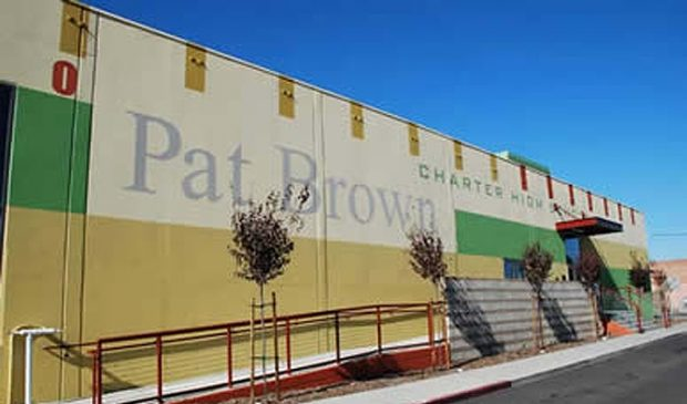 Image result for animo pat brown high school